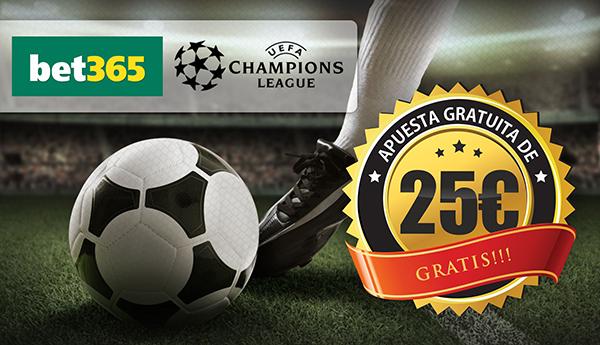 Apuestas sin riesgo hasta 25€ en el partido Arsenal – Barcelona con Bet365