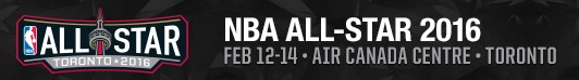 NBA All Star Weekend - Toronto 2016 - Jugadores, horarios y eventos.