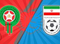 Marruecos-Irán.   Mundial Rusia🇷🇺