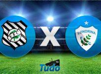 Figueirense SC-Londrina PR
