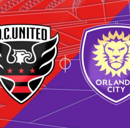 DC United-Orlando City SC