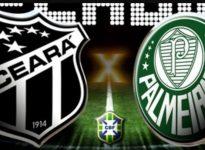 Ceará - Palmeiras (Brasileirao)