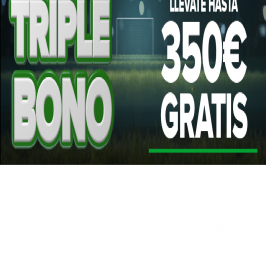 Bono bienvenida de apuestas Codere ¡Hasta 350€! + 10€ que te regala @Todoapuestas